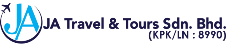 JA Travel & Tours Sdn Bhd